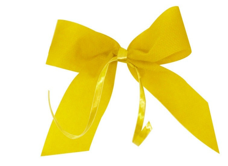 żółta wstążka