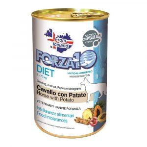 Forza10 Diet konina z ziemniakami dla psa 400g