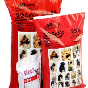 Koebers 23M 1 kg Puppy – sucha karma dla psa – dla młodzieży
