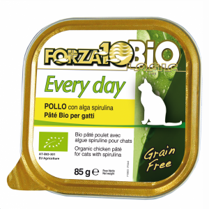 Forza10 Every Day Bio Chicken 85g - dla kota