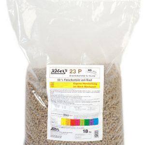 Koebers 23P 18 kg - sucha karma dla seniorów