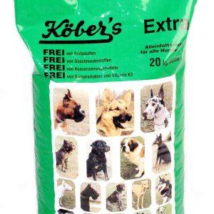 Koebers Extra 20 kg – sucha karma dla dużych psów