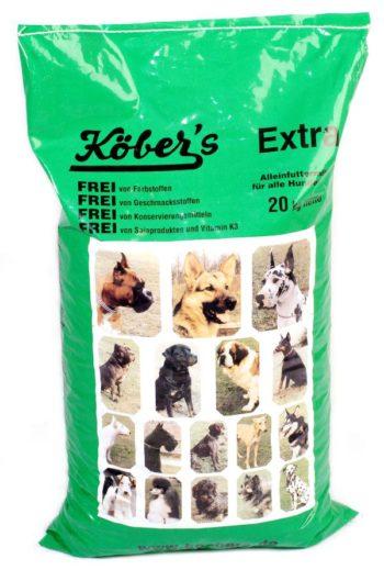 Koebers Extra 20 kg - sucha karma dla dużych psów