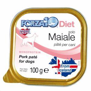 Forza10 Solo Diet z wieprzowiną 100g