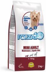 Forza10 Maintenance jagnięcina z ryżem MINI 2kg - sucha karma dla psa