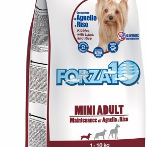 Forza10 Maintenance jagnięcina z ryżem MINI 2kg – sucha karma dla psa