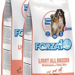 Forza10 Maintenance LIGHT z tuńczykiem 30kg (2 x 15kg) – sucha karma dla psa