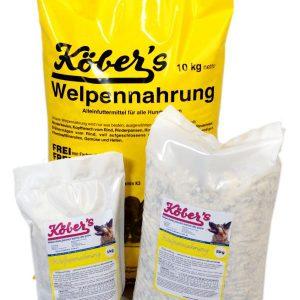 Koebers Welpennahrung 1 kg – karma dla szczeniąt Puppy