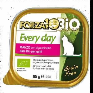 Forza10 Every Day Bio Beef 85g - dla kota