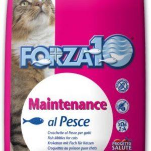 Forza10 Maintenance z rybą 10kg – sucha karma dla kota
