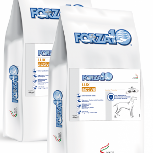 Forza10 Lux Active (Ophtalmic) – ochrona oczu 2 x 4kg – sucha karma dla psa