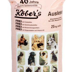 Koebers Auslese 25 kg – karma dla wszystkich psów