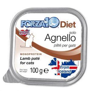 Forza10 Solo Diet z jagnięcina 100g – dla kota
