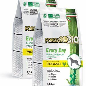 Forza10 Mini/Medium Every day BiO kurczak i algi 3kg – sucha karma dla psa