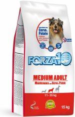 Forza10 Medium Maintenance z jeleniem i ziemniakami 15kg - sucha karma dla psa