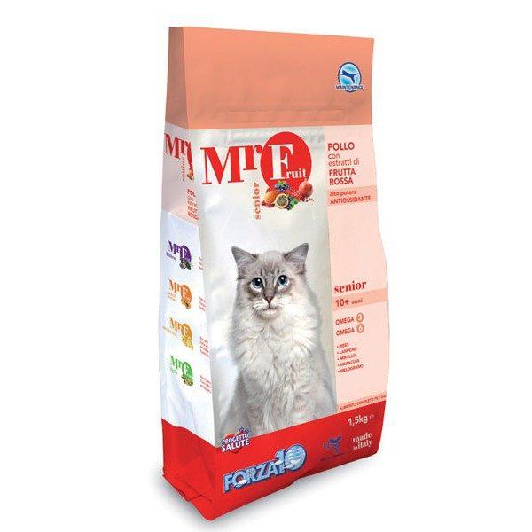 Forza10 MrFruit Senior 1,5kg - sucha karma dla kota