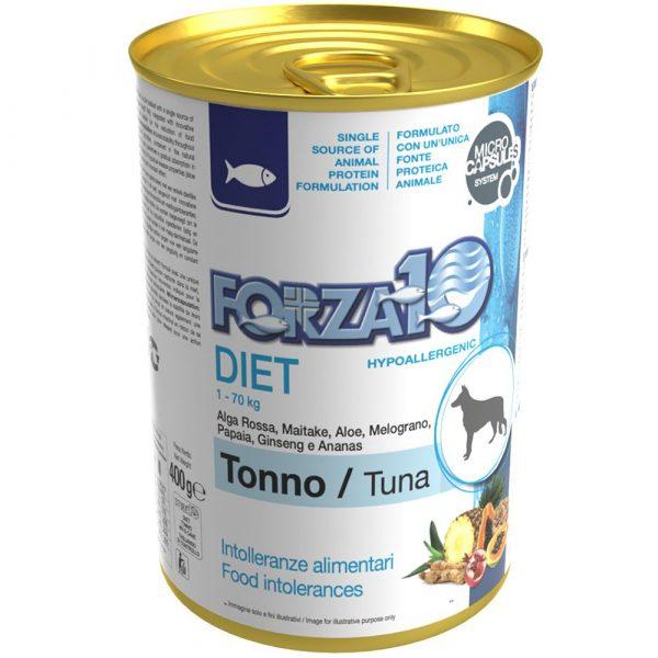Forza10 Diet tuńczyk dla psa 400g