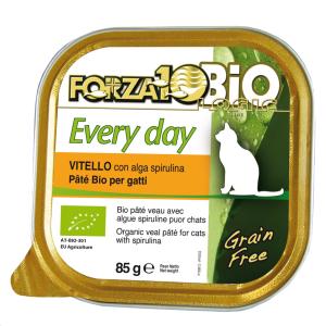 Forza10 Every Day Bio Cielęcina 85g - dla kota