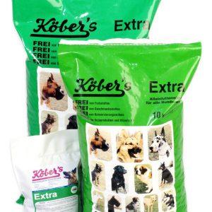Koebers Extra 1 kg – sucha karma dla dużych psów