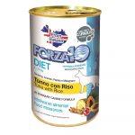 Forza10 Diet tuńczyk z ryżem dla psa 400g