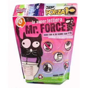 Żwirek silikonowy MrForce zapachowy 1,5 kg