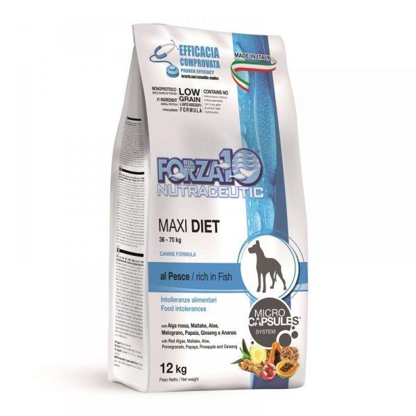 Forza10 Maxi Diet fish 12kg - sucha karma dla psa