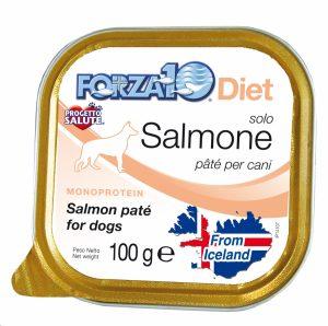 Forza10 Solo Diet z łososiem 100g