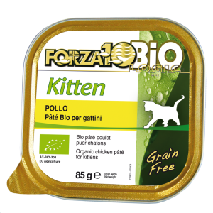 Forza10 Every Day Bio Kitten 85 g – dla kota