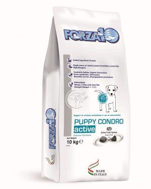PUPPY CONDRO ACTIVE 10lg etichetta
