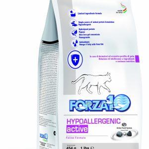 Forza10 Hypoallergenic Active 454g - sucha karma dla kota