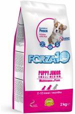 Forza10 Maintenance Puppy Junior z rybą 2kg karma dla szczeniąt ras małych i średnich