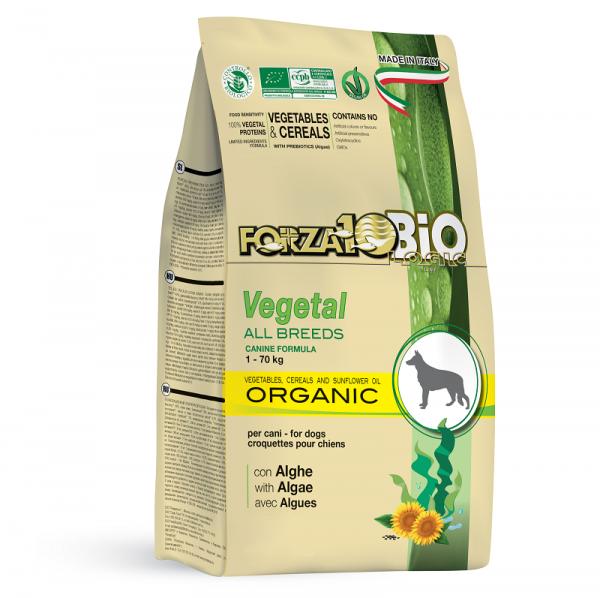 Forza10 BIO Logic All Breeds VEGETAL 10kg  sucha karma dla psa