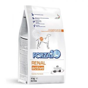 Forza10 Renal Active 4kg Nerki  - sucha karma dla psów