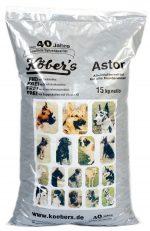 Koebers Astor 15 kg - bytowa sucha karma dla wszystkich psów