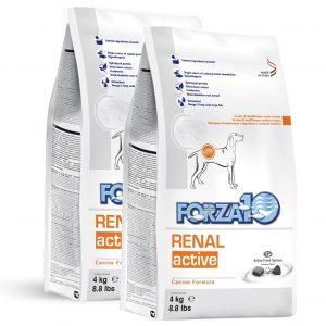 Forza10 Renal Active 2 x 4 kg Nerki - sucha karma dla psa