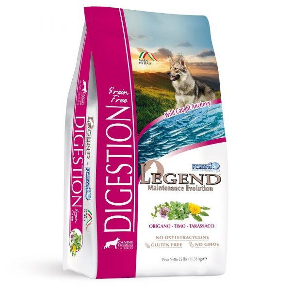 Forza10 Legend Maintenance Evolution Digestion 6,8kg -  sucha karma dla psa bez zbóż
