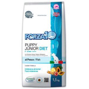 Forza10 Diet Fish Puppy dla szczeniąt 1,5kg  sucha karma dla psa