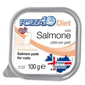 Forza10 Solo Diet z łososiem 100g - dla kota