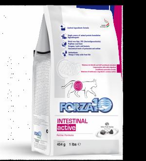 Forza10 Intestinal Active 454g - sucha karma dla kota