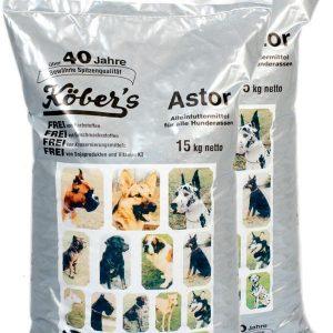 Koebers Astor 30 kg (2 x 15 kg)  – bytowa sucha karma dla wszystkich psów