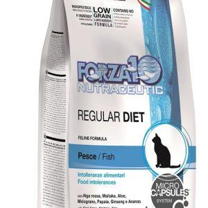 Forza10  Regular Diet z rybą 1,5kg – sucha karma dla kota