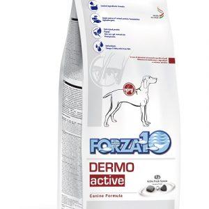 Forza10 Dermo Active 10kg Skóra Sierść sucha karma dla psa