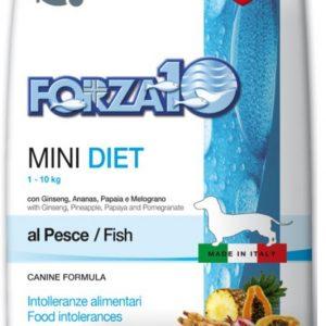 Forza10 Mini Diet Fish 0,4kg – sucha karma dla psa