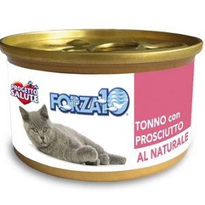 Forza10 Maintenance tuńczyk z szynką 75g
