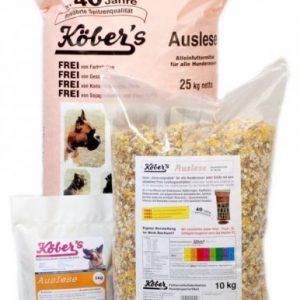 Koebers Auslese 1 kg – karma dla wszystkich psów