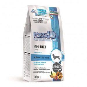 Forza10 Mini Diet Fish 1,5kg – sucha karma dla psa
