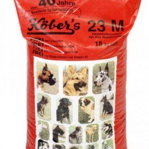Koebers 23M 18 kg Puppy – sucha karma dla psa – dla młodzieży