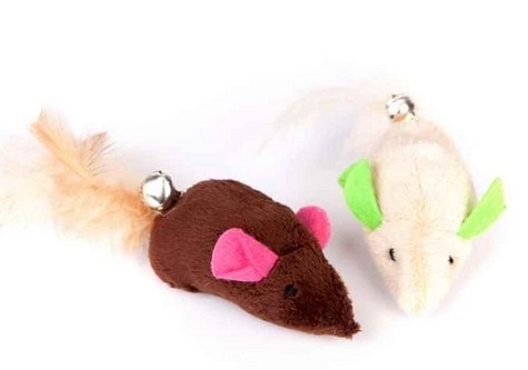 dingo myszki pluszowe 2szt 1