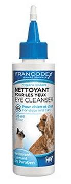 francodex plyn do oczu dla psow i kotow 125ml 1