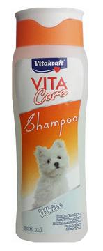 vitakraft vita care szampon do bialej siersci 300ml 1